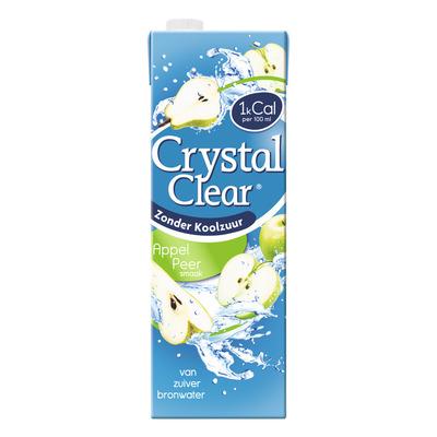 Crystal Clear Appel-peer
