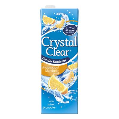 Crystal Clear Sinaasappel- mandarijn