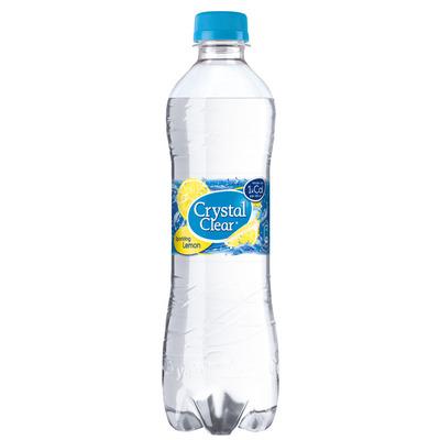 Crystal Clear Sparkling lemon