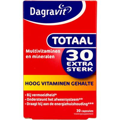 Dagravit Totaal 30 Extra Sterk