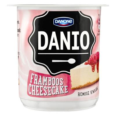 Danone Danio Framboos-Cheesecake