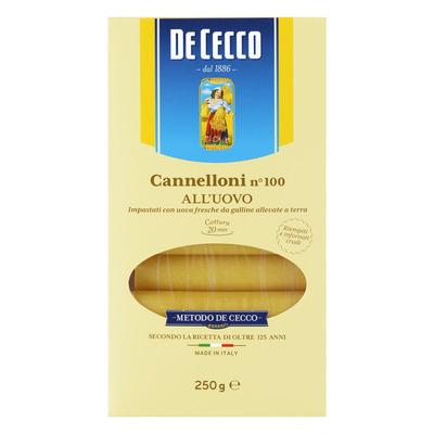 De Cecco Cannelloni all'uovo n° 100