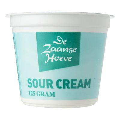 Budget Huismerk Sour cream
