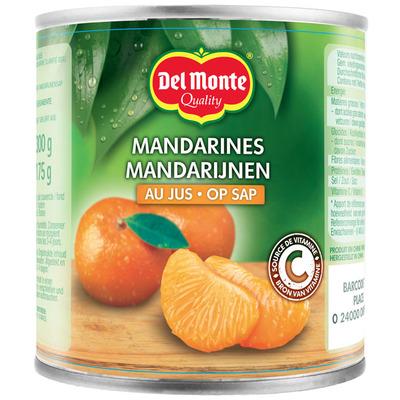 Del Monte Mandarijnen op sap