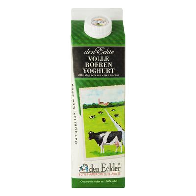 Den Eelder Boeren volle yoghurt