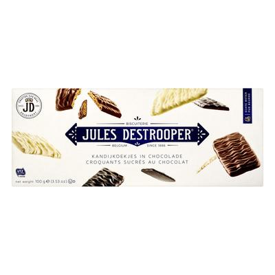 Jules Destrooper Kandijkoekjes in chocolade