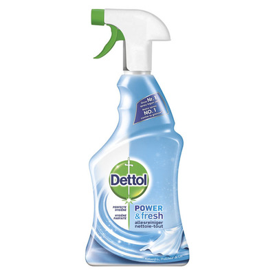 Dettol Power & Fresh allesreiniger spray