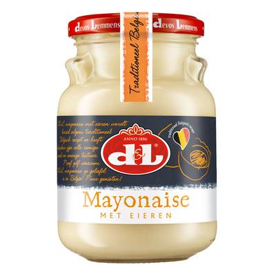 Devos Lemmens Mayonaise met eieren