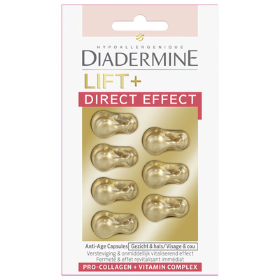 Diadermine Lift+ direct effect capsules