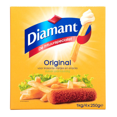 Diamant Original vast frituurvet