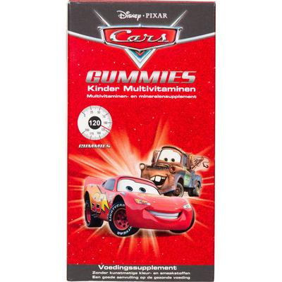 Disney Kinder multivitaminen gummies Cars