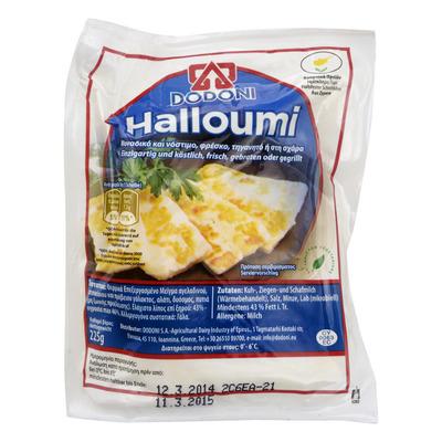 Dodoni Halloumi 43+