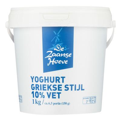 Budget Huismerk Yoghurt Griekse stijl
