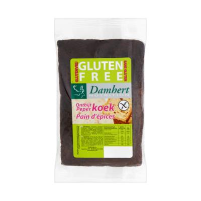 Damhert Glutenvrij Ontbijt Peperkoek