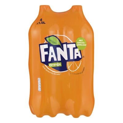 Fanta Orange 4-pack