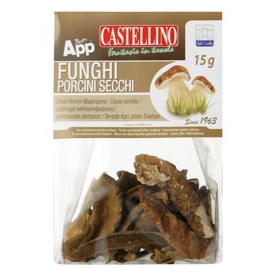 Castellino Funghi gedroogd eekhoorntjesbrood