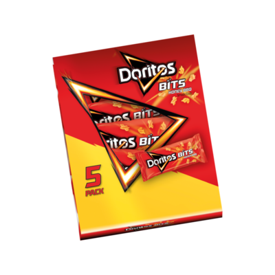 Doritos Bits Twisties Honey BBQ Chips