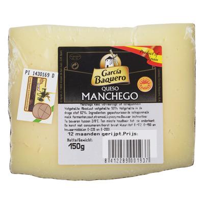 Garcia Baquero Manchego viejo 12 maanden