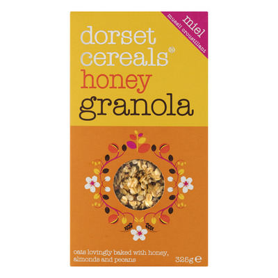 Dorset Cereals honey-granola