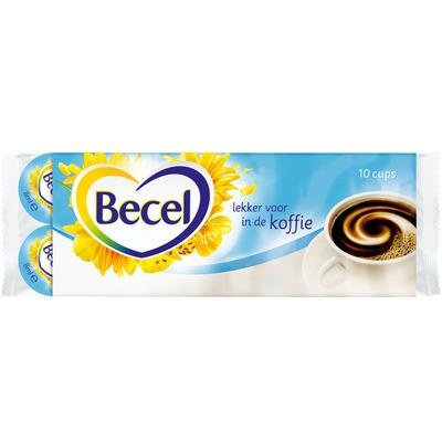 Becel Minicups voor in de koffie