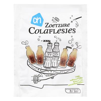 Huismerk Zoetzure colaflesjes