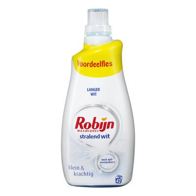 Robijn Wasmiddel klein & krachtig stralend wit
