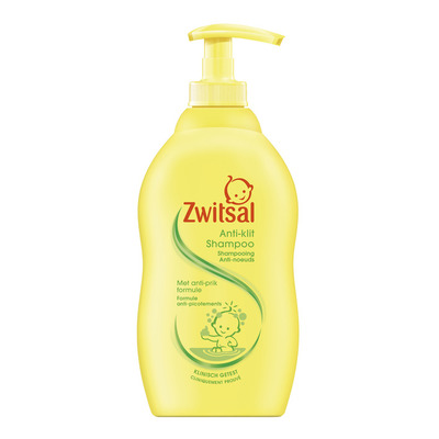 Zwitsal Baby anti-klit shampoo