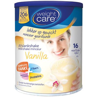 Weight Care Afslankshake vanilla