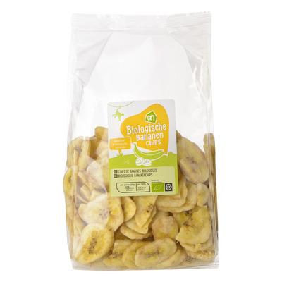 AH Biologisch Bananenchips