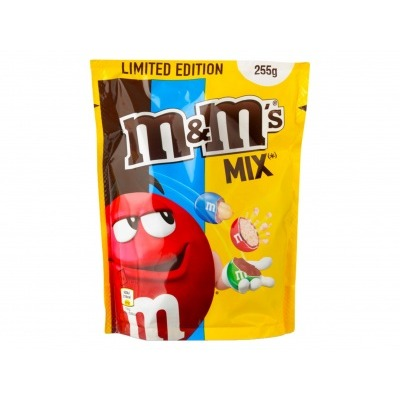 M&M'S Chocolade M&M's Mix Limited edition