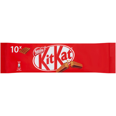 Kitkat 4 finger 10-pack