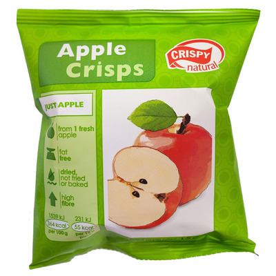 Crispy Crunch me! apple