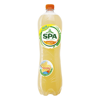 Spa Fruit Orange
