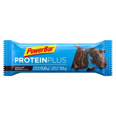 Powerbar Protein plus choclate brownie