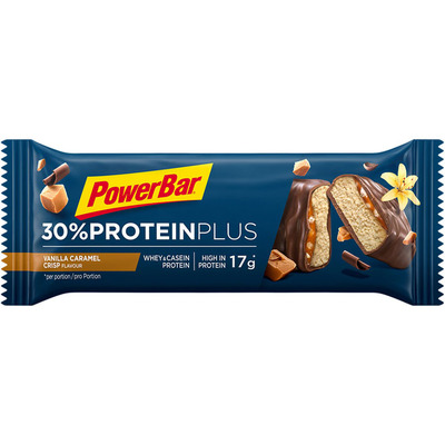 Powerbar 30% Protein plus vanilla caramel-crisp