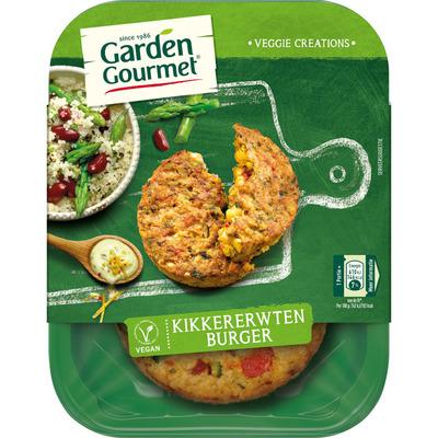 Garden Gourmet Vegetarische kikkererwtenburger