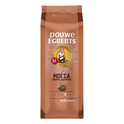 Douwe Egberts Aroma variaties mocca koffiebonen
