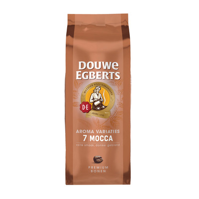 Douwe Egberts Mocca 7 koffiebonen