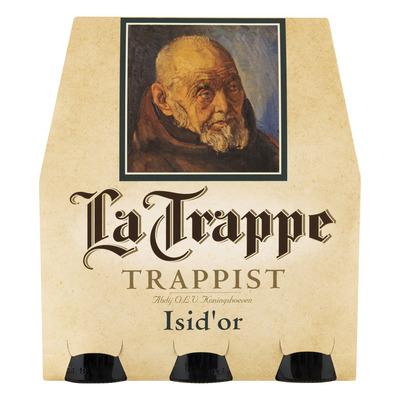 La Trappe Isid'or trappist fles speciaal bier