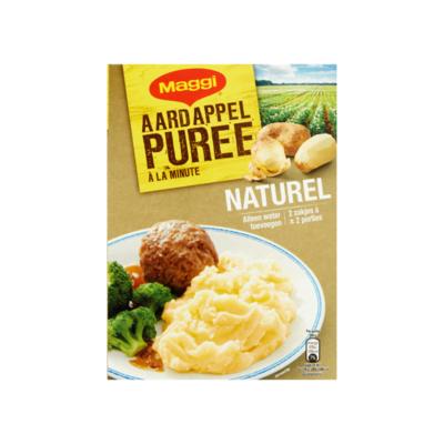 Maggi Aardappelpuree à la Minute Naturel Doos