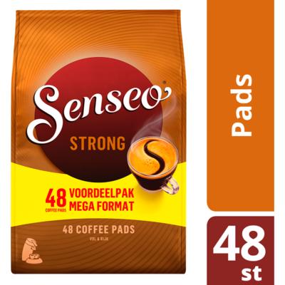 Senseo Koffiepads strong