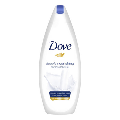 Dove Deeply nourishing douchecrème