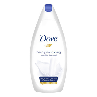 Dove Deeply nourishing douchecrème