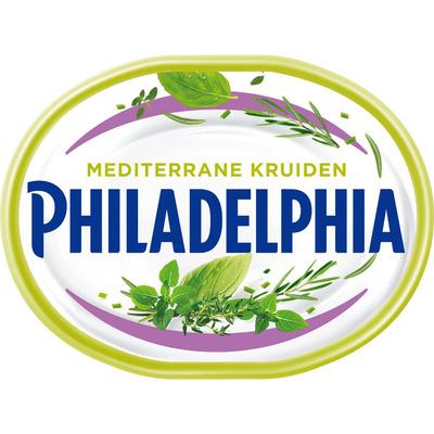 Philadelphia Roomkaas mediterrane kruiden