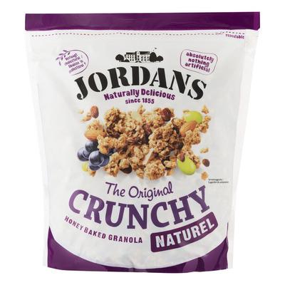 Jordans Muesli Crunchy naturel