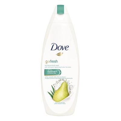 Dove Go fresh showergel pear aloe vera