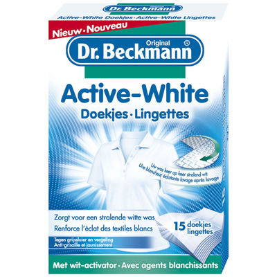 Dr. Beckmann Active white doekjes