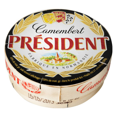 Président Camembert 45+