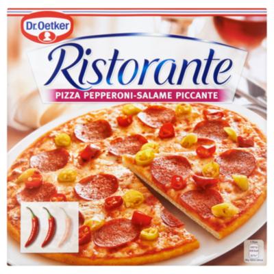 Dr. Oetker Ristorante pizza Pepperoni Salame