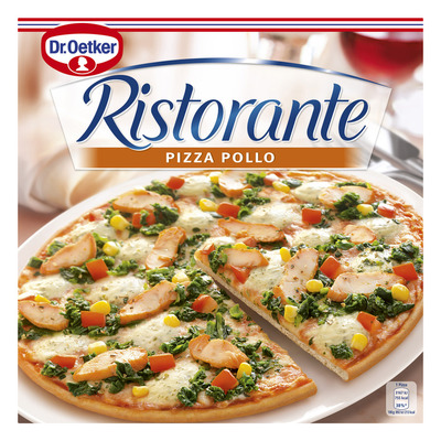 Dr. Oetker Ristorante pizza pollo